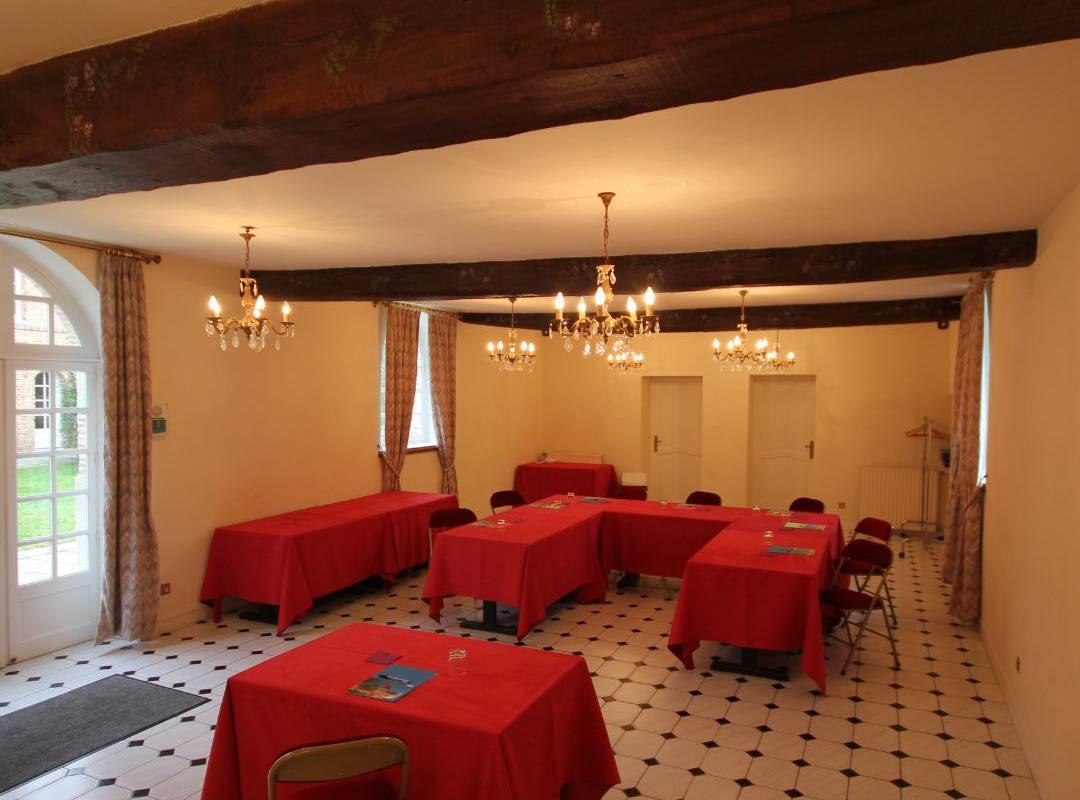 seminar room in France