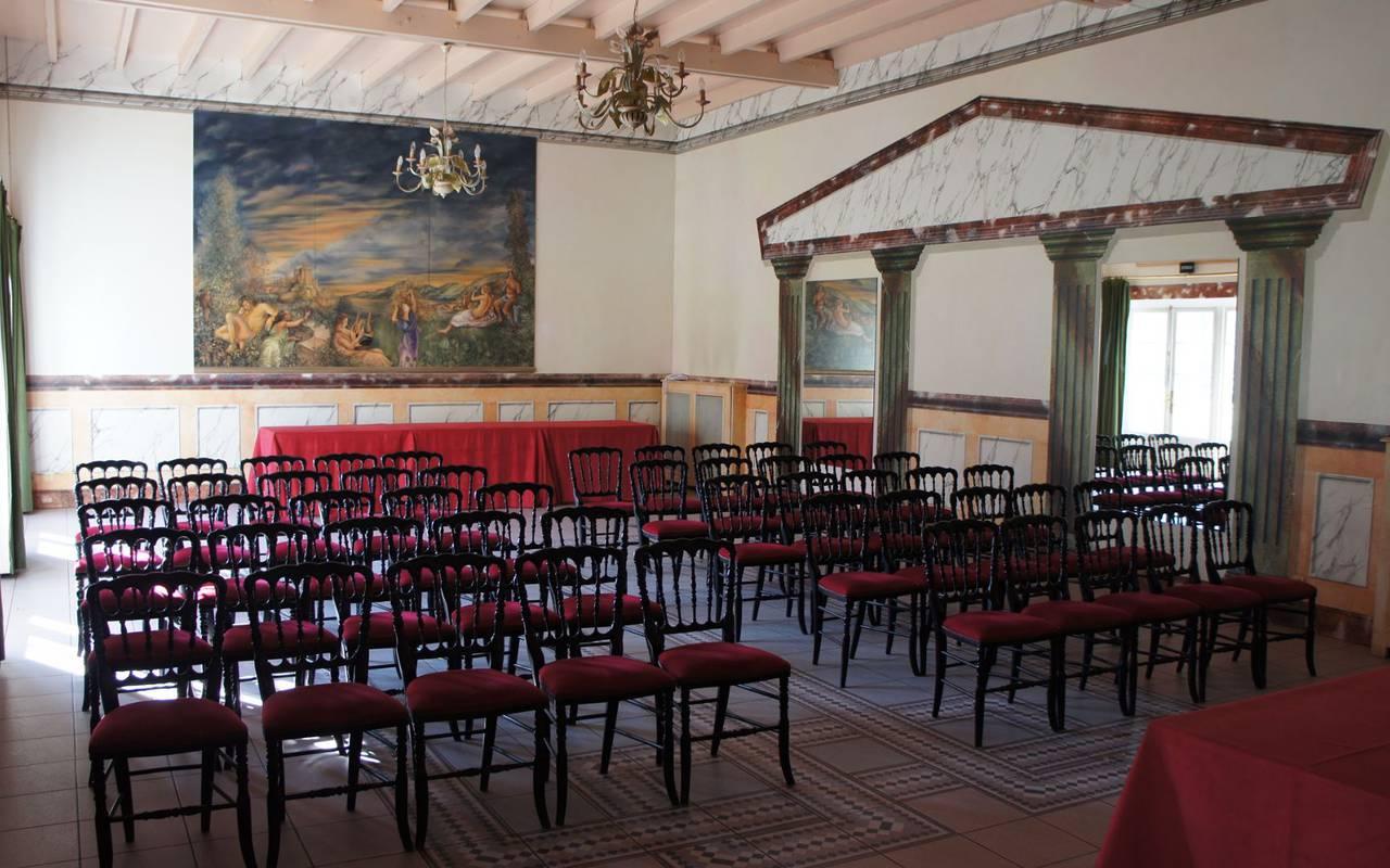 meeting room near Orléans France