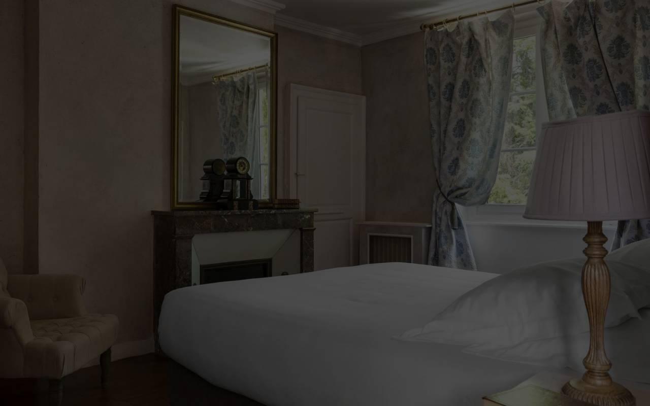 chambre d'hôtel en Sologne