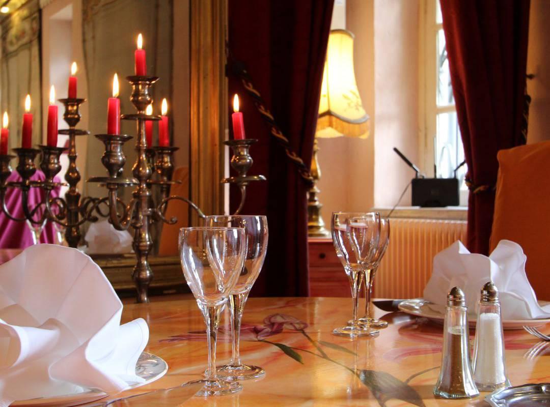 restaurant La Ferté saint Aubin Le Skottowe