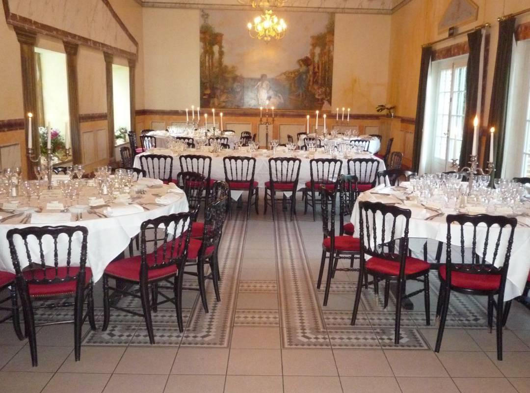 Mariage dans un château Loiret