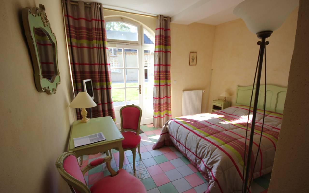 Chambre standard dans un hotel en sologne, Château les Muids