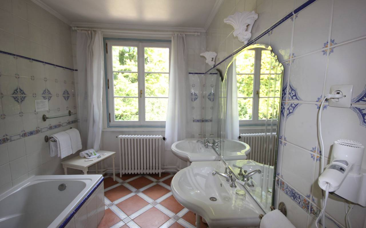 Suite d'hotel 4 étoiles en Sologne