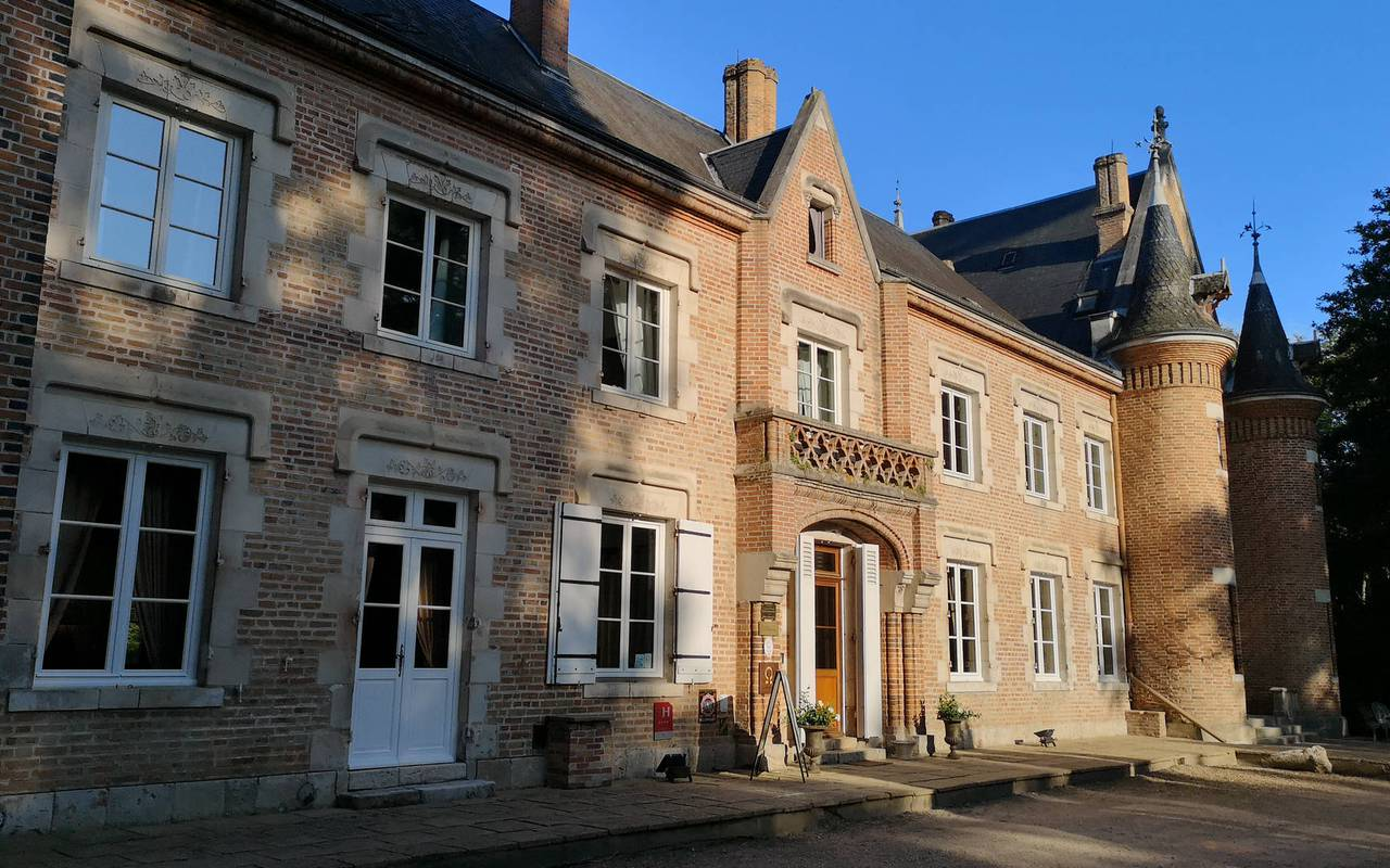 Hotel 4 étoiles en Sologne